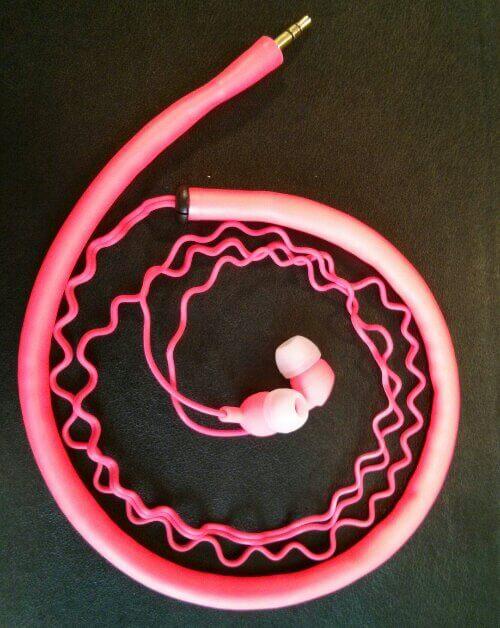 Headphones extracted