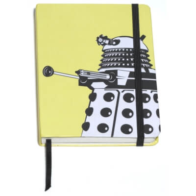 Dalek Notebook