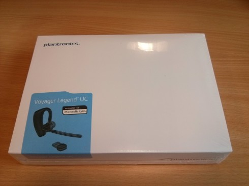 Plantronics Legend Box