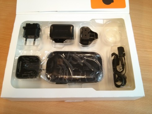 Plantronics Legend Inside Box