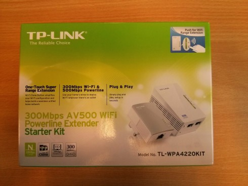 TP-Link Wireless Extender Box