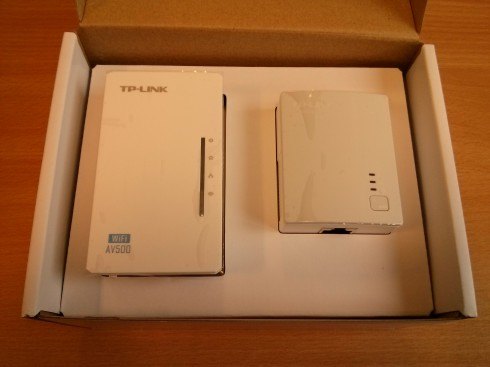 TP-Link Units in Box
