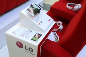 LG Pop Up Cinema