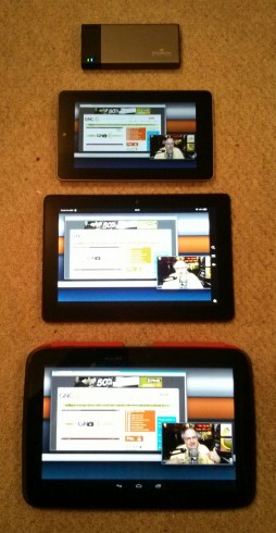 Streaming To Three Devices