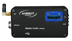 Ambient Recording Master Lockit ACN-ML