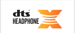 DTS Headphone X logo