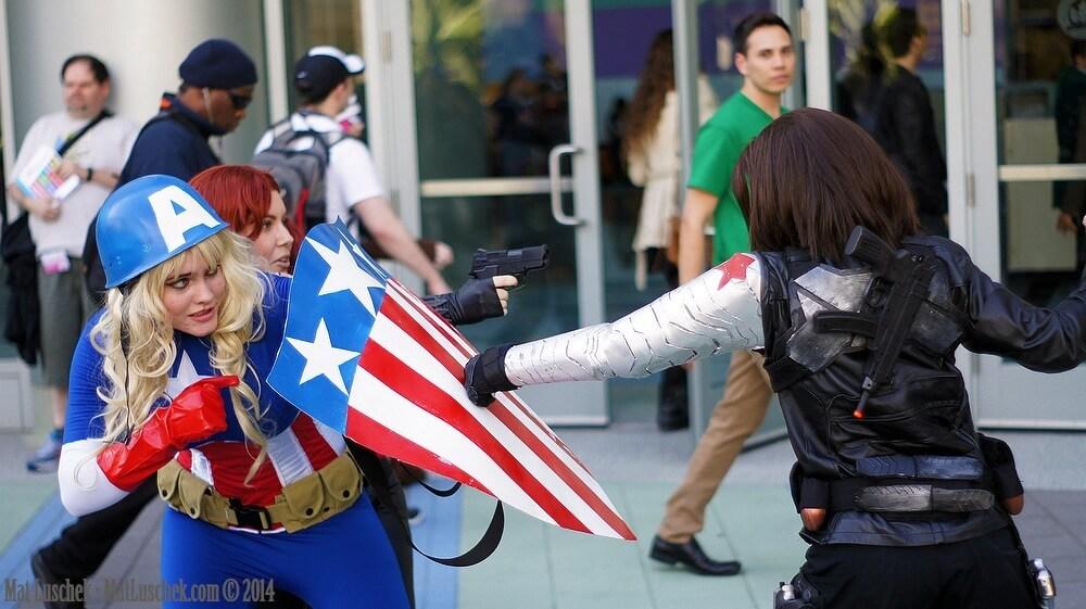Avengers Battle