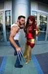 Wolverine and Phoenix