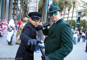 Kato and Green Hornet