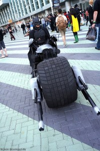 Batman / Batpod