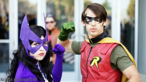 Huntress and Robin