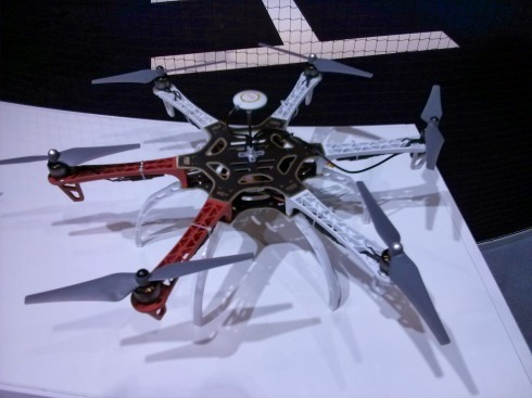 Six Rotor Copter