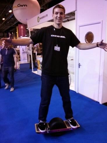 Onewheel Balancing