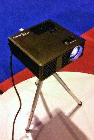 Optoma ML-750 Projector