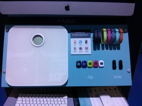 Fitbit Range