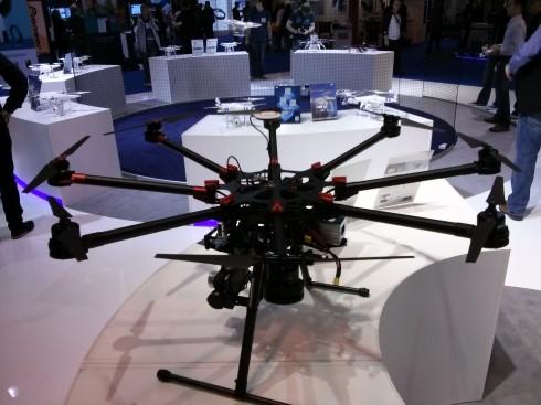 Multirotor Aerial Vehicle