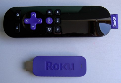 Streaming Stick and Controlle