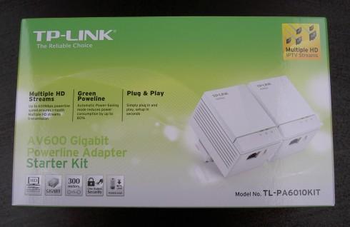 TP-Link AV600 Box