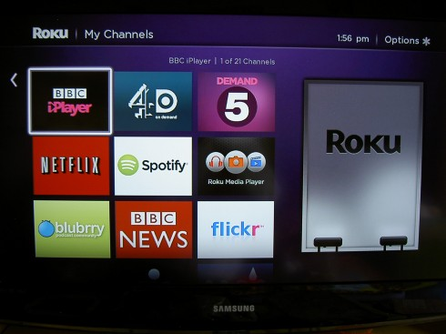 My Roku Channels