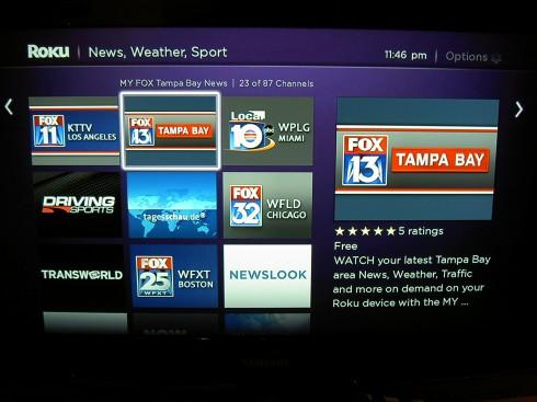 US Local News on Roku