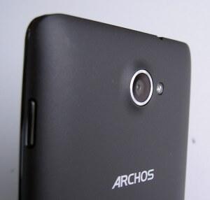 Archos 50 Camera