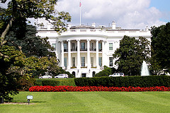The White House by Gage Skidmore on Flickr