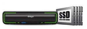 Drobo Mini with SSDs