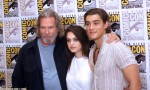 "The cast of ""The Giver"""