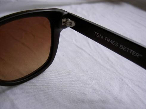 Tens Sunglasses Hinge