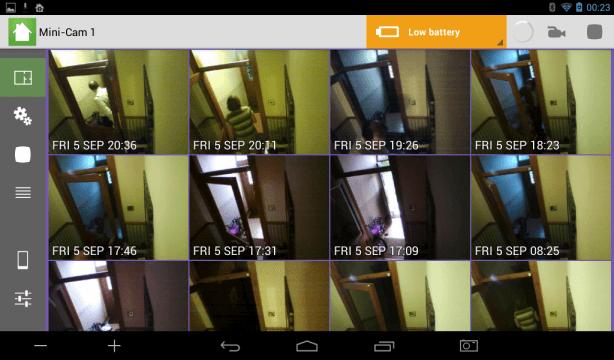 Minicam Pictures