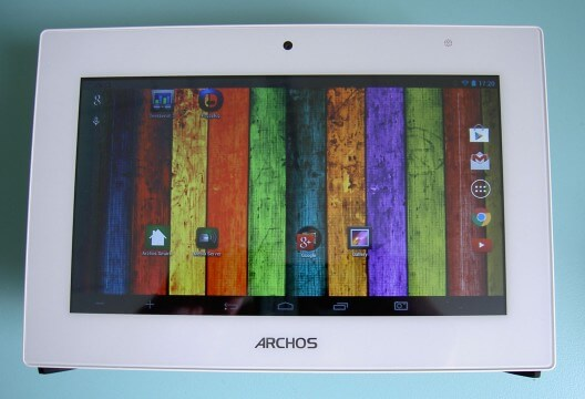 Archos Smart Home Front View