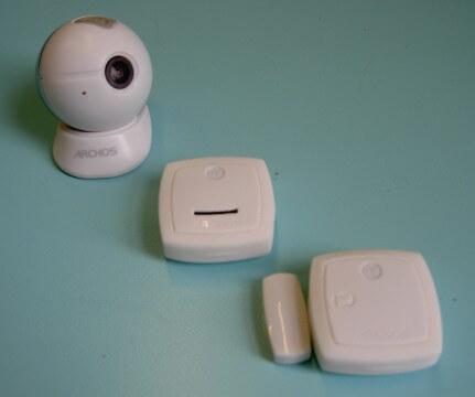 Archos Smart Home Sensors