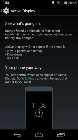 Active Display