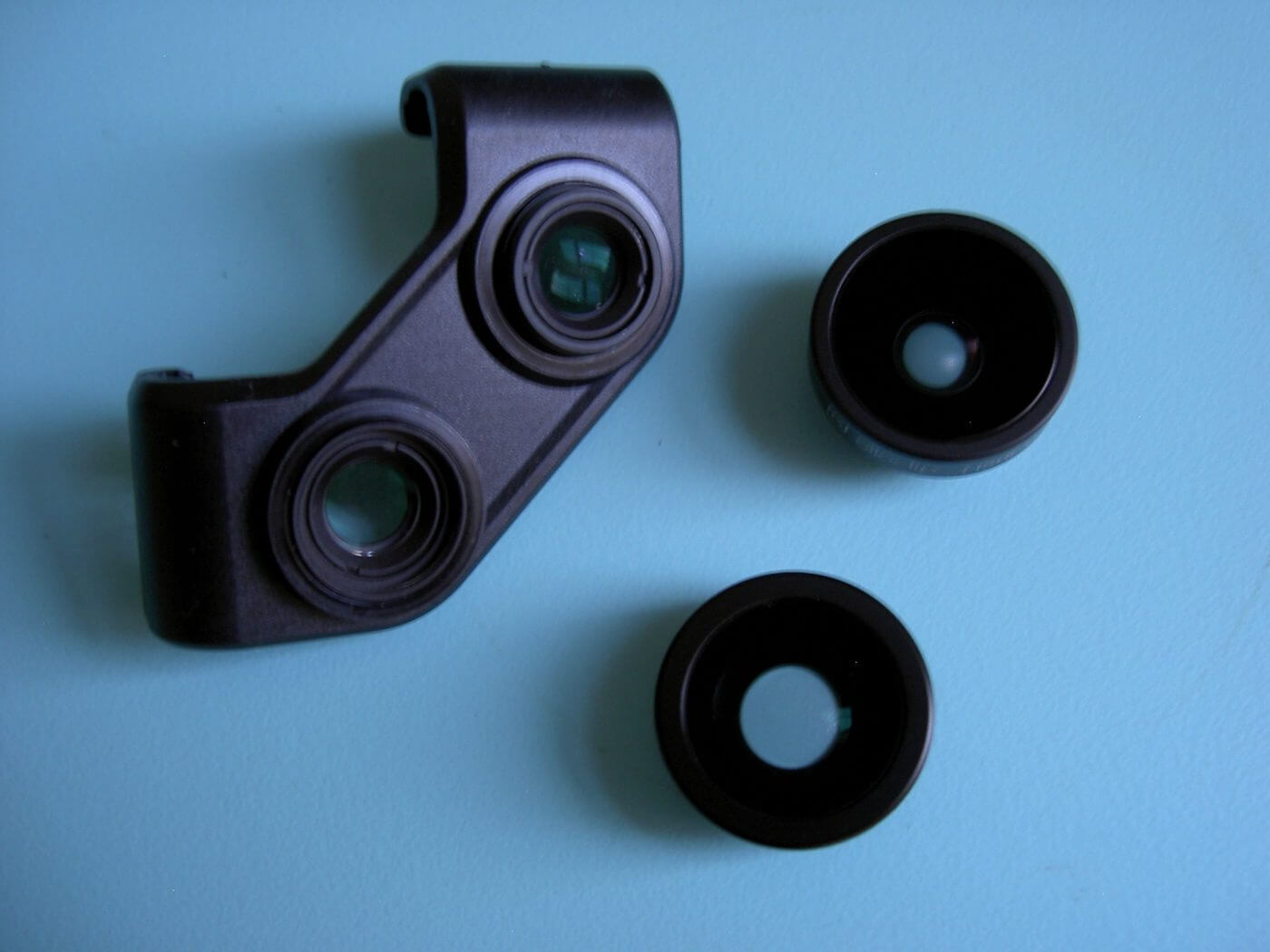 Olloclip with Lenses Removed