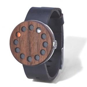Walnut Watch