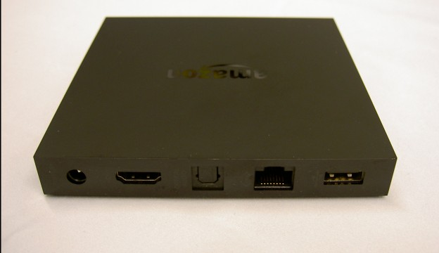 Amazon Fire TV Rear