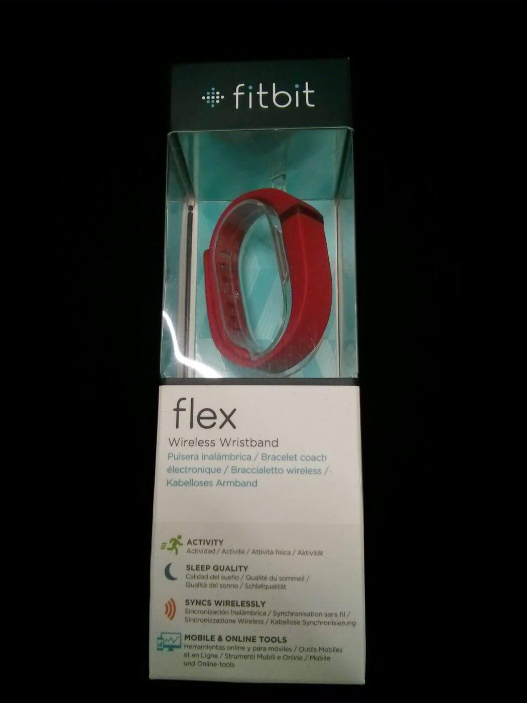 FItbit Flex Package