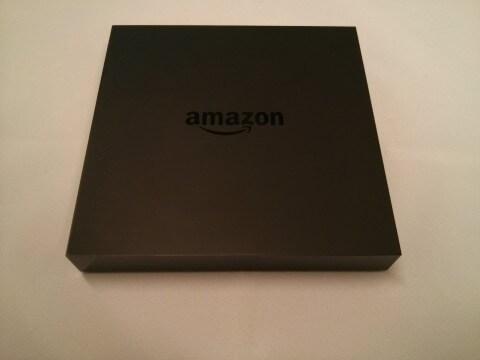 Amazon FireTV Top