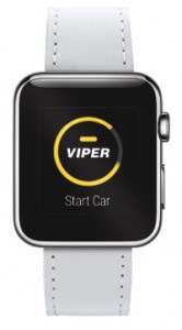 Apple Watch Viper SmartStart App resized