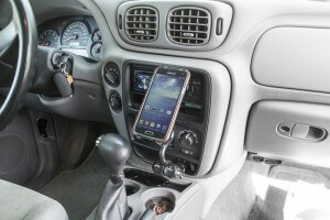 Bracketron Earht Elements Ti Smartphone Power Dock