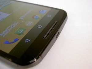 Motorola Moto X Bottom