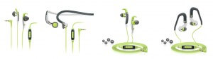 Sennheiser open and closed designs