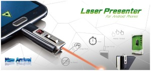iPin Laser Presenter for Android phones