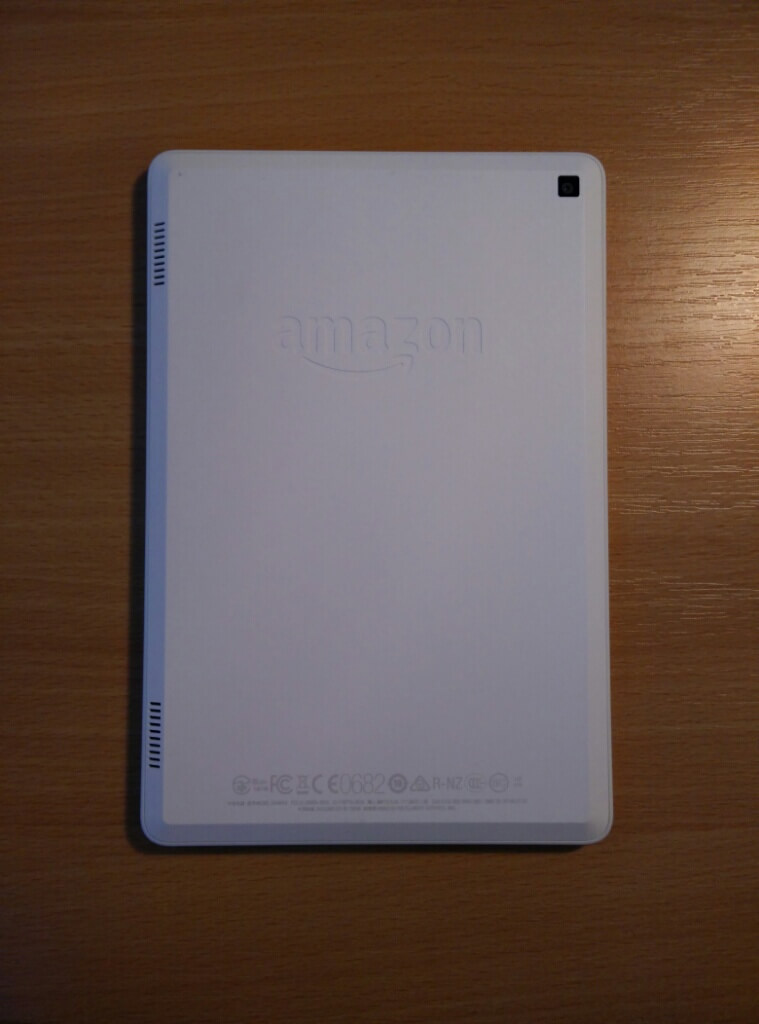 Fire HD 7 back