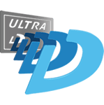 Ultra D Logo
