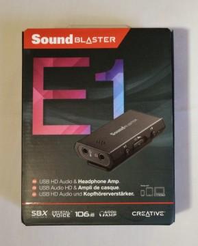 Creative E1 Box