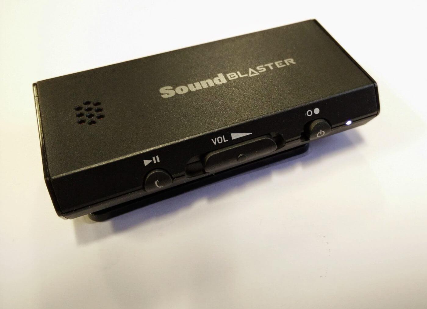Creative Sound Blaster E1 Portable Amplifier Review - Geek News Central
