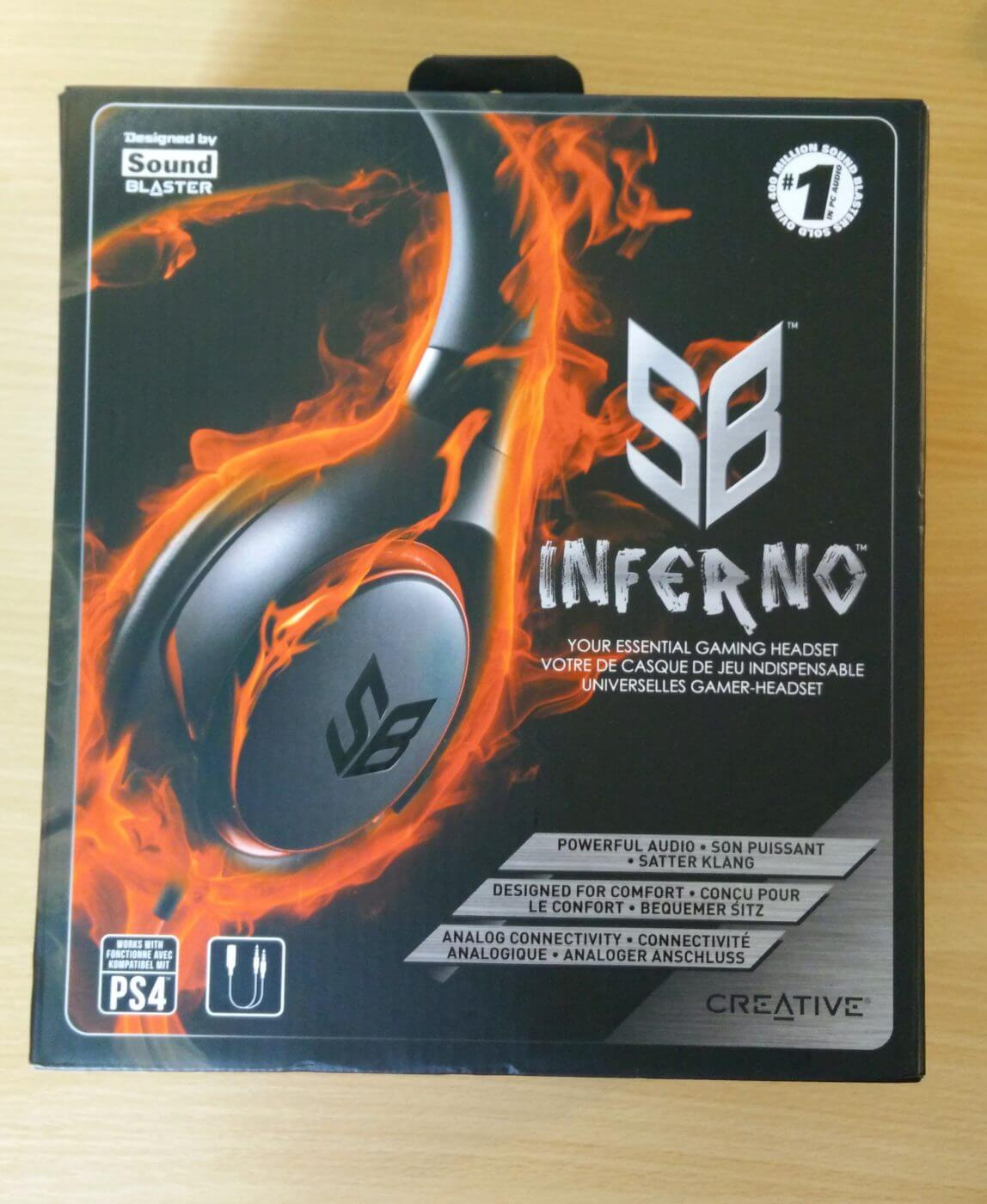 Creative Inferno Box
