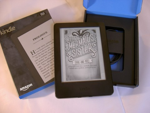 Kindle with Box
