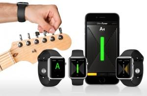 IKs UltraTuner for Apple Watch